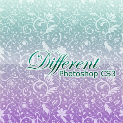 узор photoshop