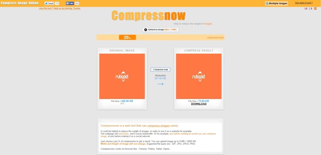 Compressnow