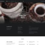 Auberge — шаблон для ресторанов и кафе