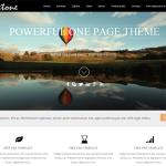 Onetone — красивая тема для студий