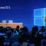 Windows S  перестанет быть отдельным продуктом