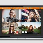 Групповые видеозвонки на сайте сети «Одноклассники»: 100 собеседников