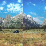 В Photoshop появилась функция автоматического удаления мусора с фото
