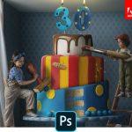 Adobe Photoshop: юбилейные обновления мобильной и настольной версии