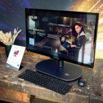 ASUS Zen AiO Z272SD: обзор офисного моноблока с большими возможностями