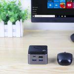XCY N4100: маленький, но мощный офисный компьютер